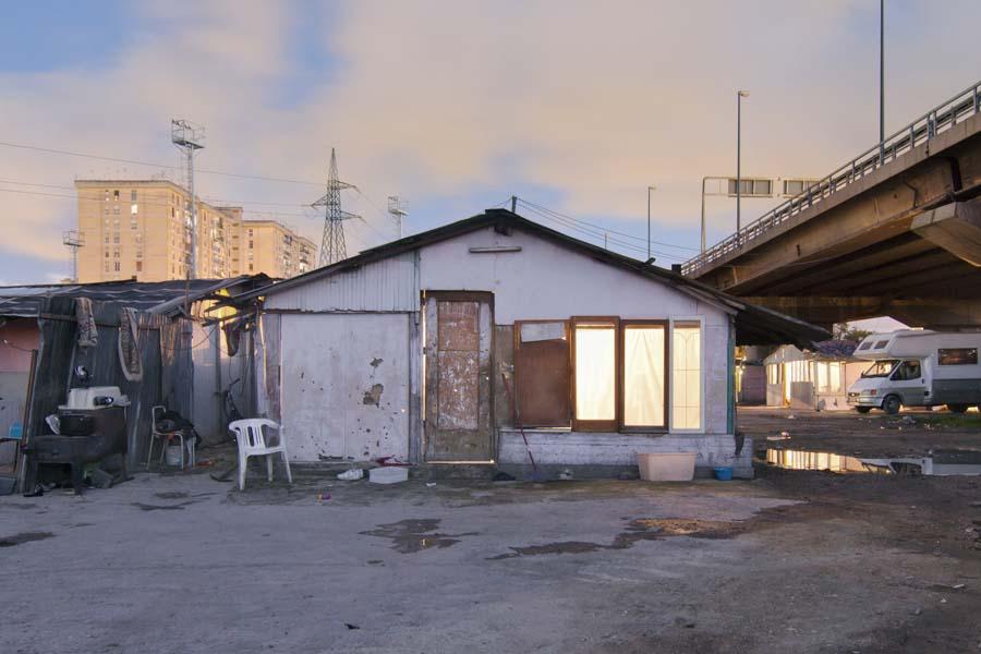 case rom napoli nord #10