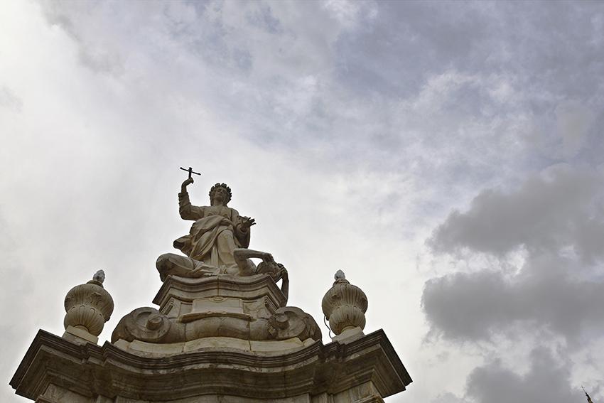 La Cattedrale- Santa Rosalia patrona di Palermo
