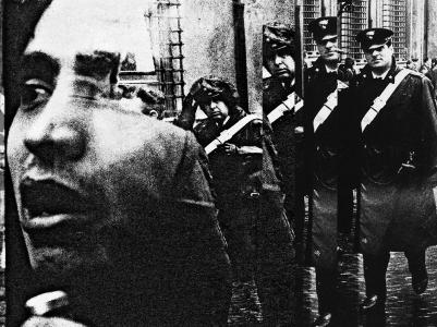 Fabula '68-'18, Mario Cresci