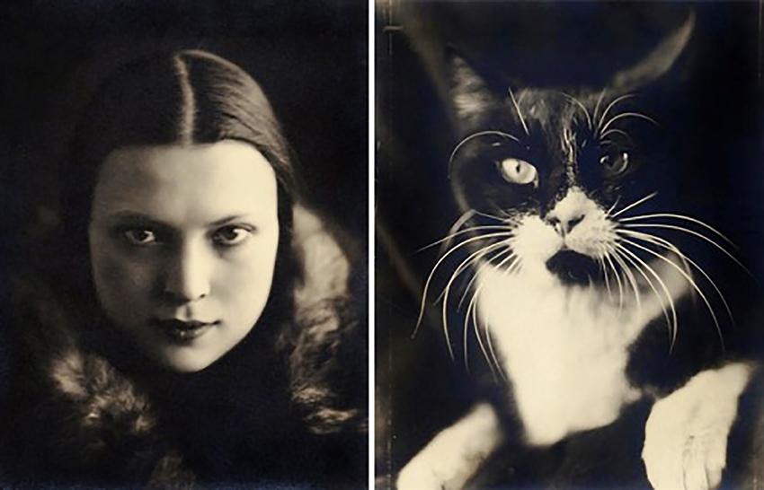 2a.Autoritratto Wanda Wulz 1932