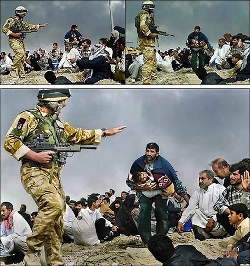 6a.Brian Walski Iraq 2003