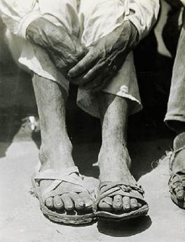 Modotti piedi